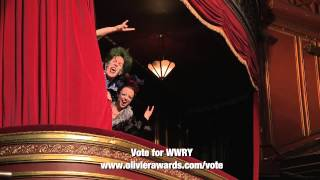 Vote for We Will Rock You: The Dominion ROCKS! #Oliviers