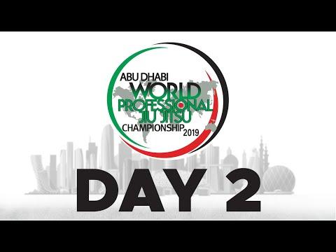 Abu Dhabi World Professional Jiu-Jitsu Championship - Day 2