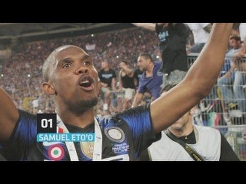 Top 20: African Soccer Legends: Samuel Eto'o