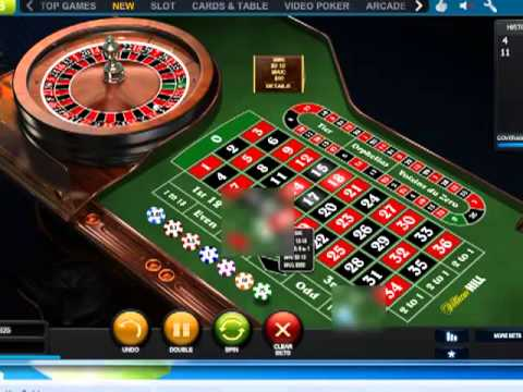William hill roulette system beat the game of roulette