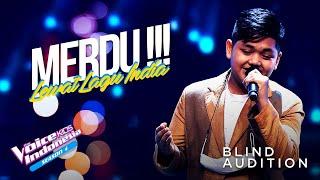 Fakhrizal Husaini - Tum Hi Ho | Blind Auditions | The Voice Kids Indonesia Season 4 GTV 2021