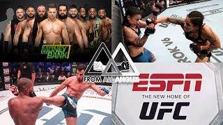 Best of May 2018: WWE Money In The Bank, UFC 224, Bellator 199 & 200, UFC Liverpool, UFC & ESPN Deal