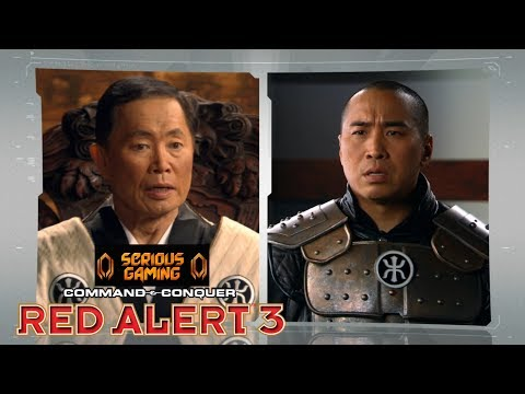 Command Conquert: Red Alert 3 - Let's Play Part 12: Pacific Ocean, Floating Fortress [Hard]