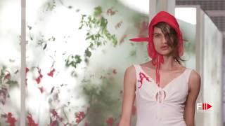 PREEN by THORNTON BREGAZZI Full Show Spring Summer 2018 London - Fashion Channel