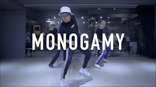 亨利 Henry Lyrical Choreography @ Christopher - Monogamy / Henry Choeography