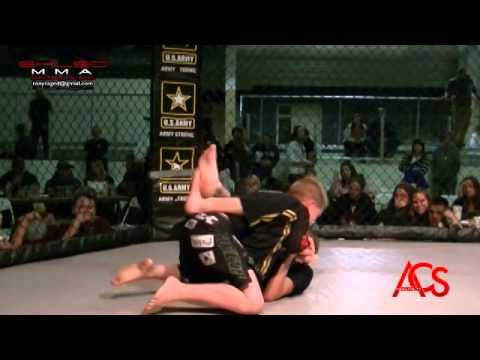 EXILED MMA and ACSLive.TV PRESENTSZachary White Vs Ian Kilmas
