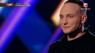Витольд Петровский - прощальные слова|Шестой прямой эфир «Х-фактор-7» (10.12.2016)