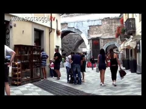 Quattro passi per Aosta