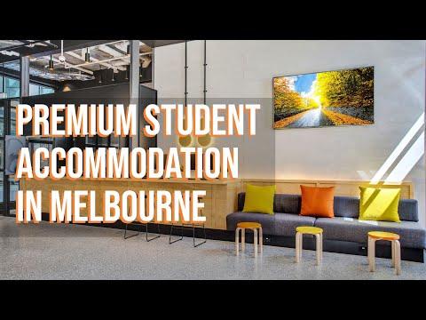 Student Residence In Melbourne | IGLU