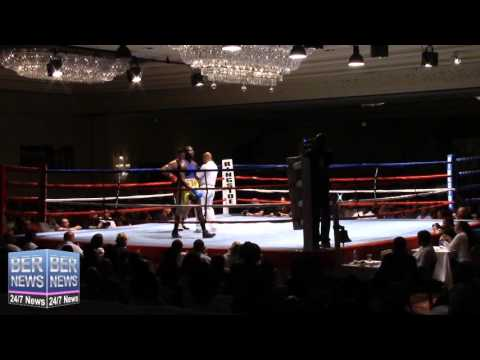 Daniel Avram vs Corey Boyce Boxing Match, November 7 2015