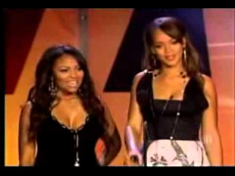 Rihanna and Teairra Mari Interview on Awards 2005