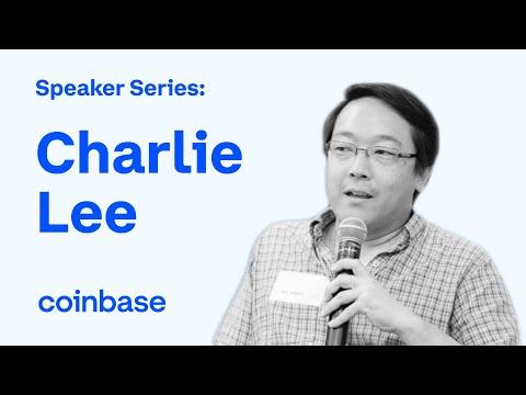 Coinbase Speaker Series: Charlie Lee of Litecoin