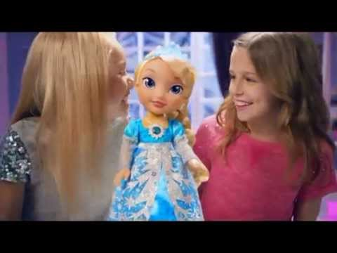 Disney Frozen - Snow Glow Elsa   Toys R Us Canada