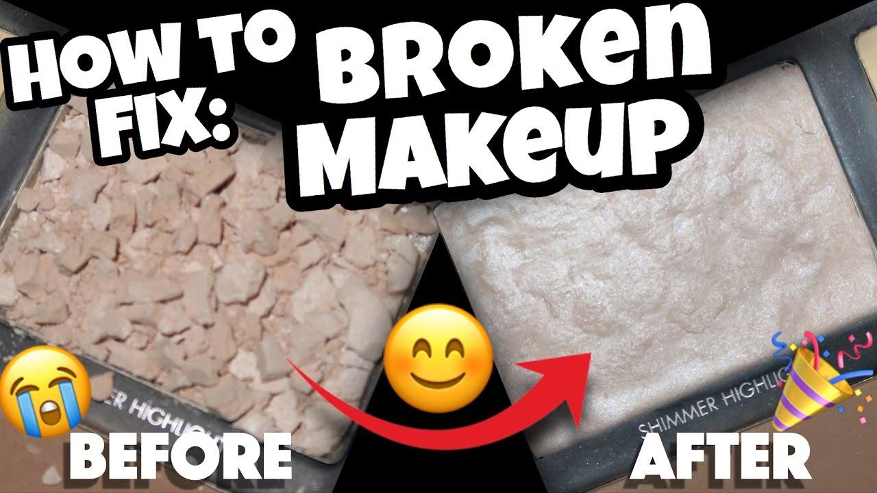 How to FIX Broken Makeup! | Makeup Hacks Makeup Hacks