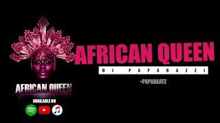 dj paparazzi african queen tarraxinha
