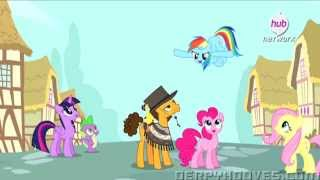 "My Little Pony: Friendship is Magic -- ""Pinkie Pride"" Preview Via USA Today"