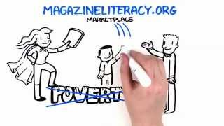 How the MagazineLiteracy.org Marketplace Works to Promote Literacy