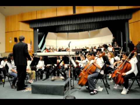 Winter Concert @ MillStone River School
