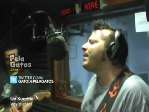 Un Kaurtito - Reggae en PelaGatos - Voy a estar