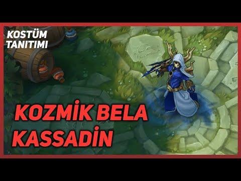 Cosmic Reaver Kassadin (Skin Preview) League of Legends