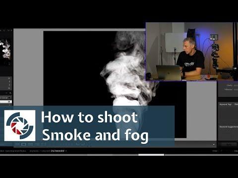 How to shoot smoke and fog: Friday photo talk at Photigy