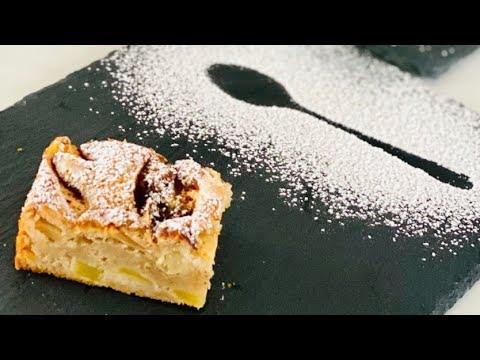 🍰-gÂteau-aux-pommes-et-mascarpone-🍏-(cannelle)