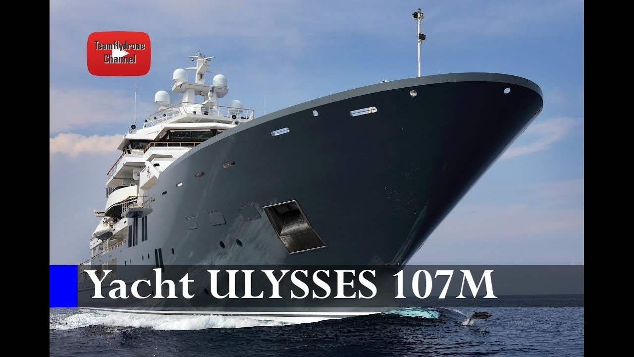 Yacht Welcome To Ulysses 107 Metri Exploration Yacht 0273