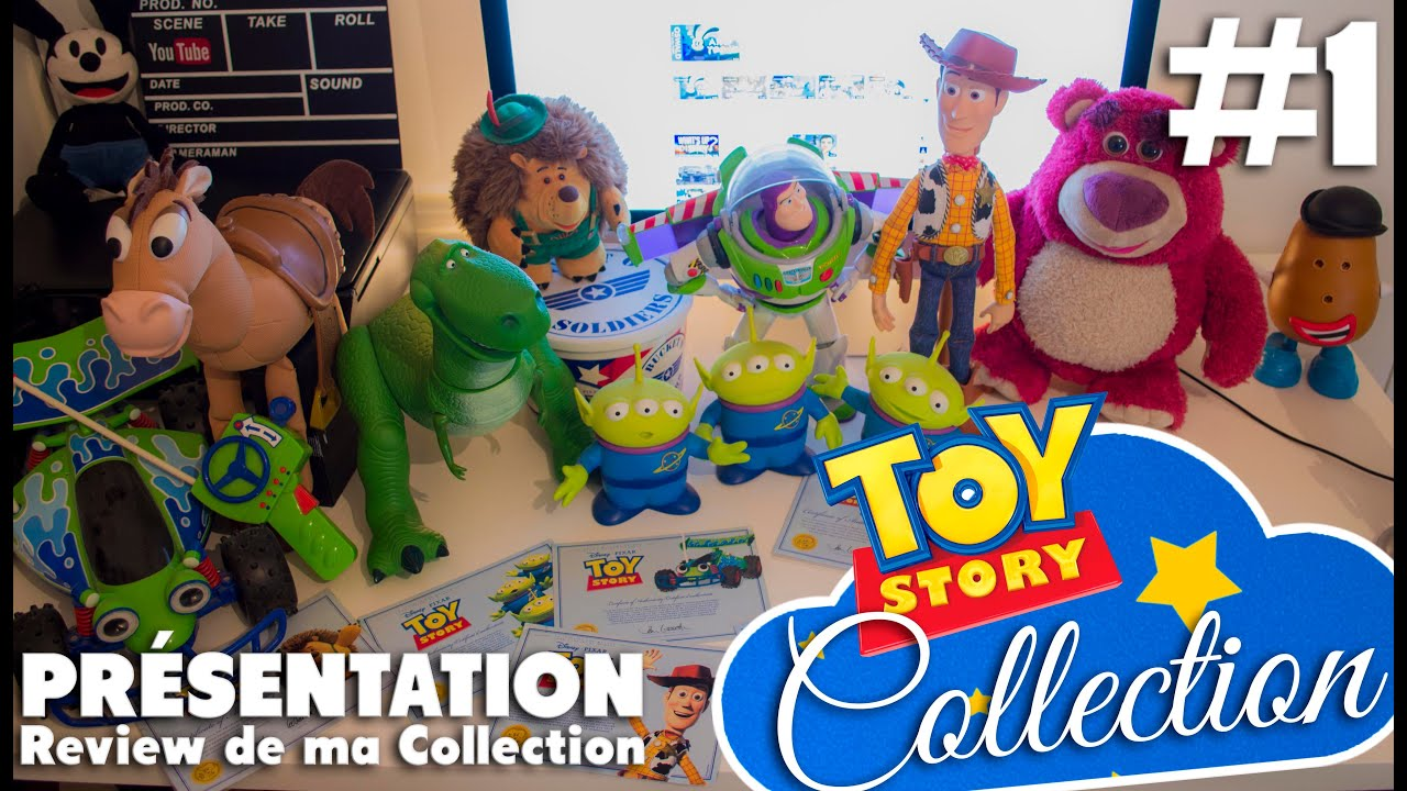 Review toy story collection 1 pr sentation de ma collection hd youtube - Cochon de toy story ...