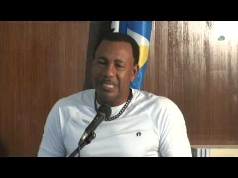 AJ (Agustin Jeremie) Pedi Gwes 2 Ministry Of Health 2015