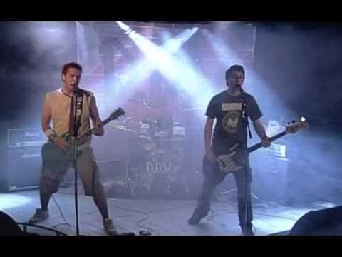 D.D.V.  - LIVE  on HTV2.avi