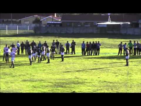 Sub-18 South Africa Tour 2013 - Match v Kasselsvlei C.S.