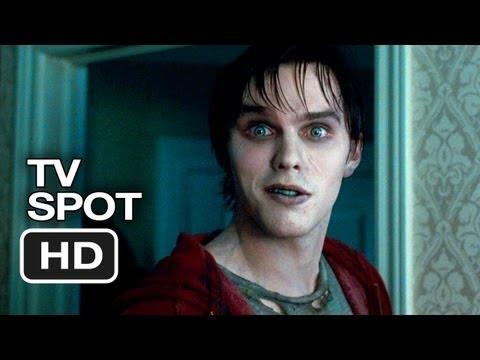 Warm Bodies TV SPOT  Look Alive 2013  Nicholas Hoult Zombie Movie HD