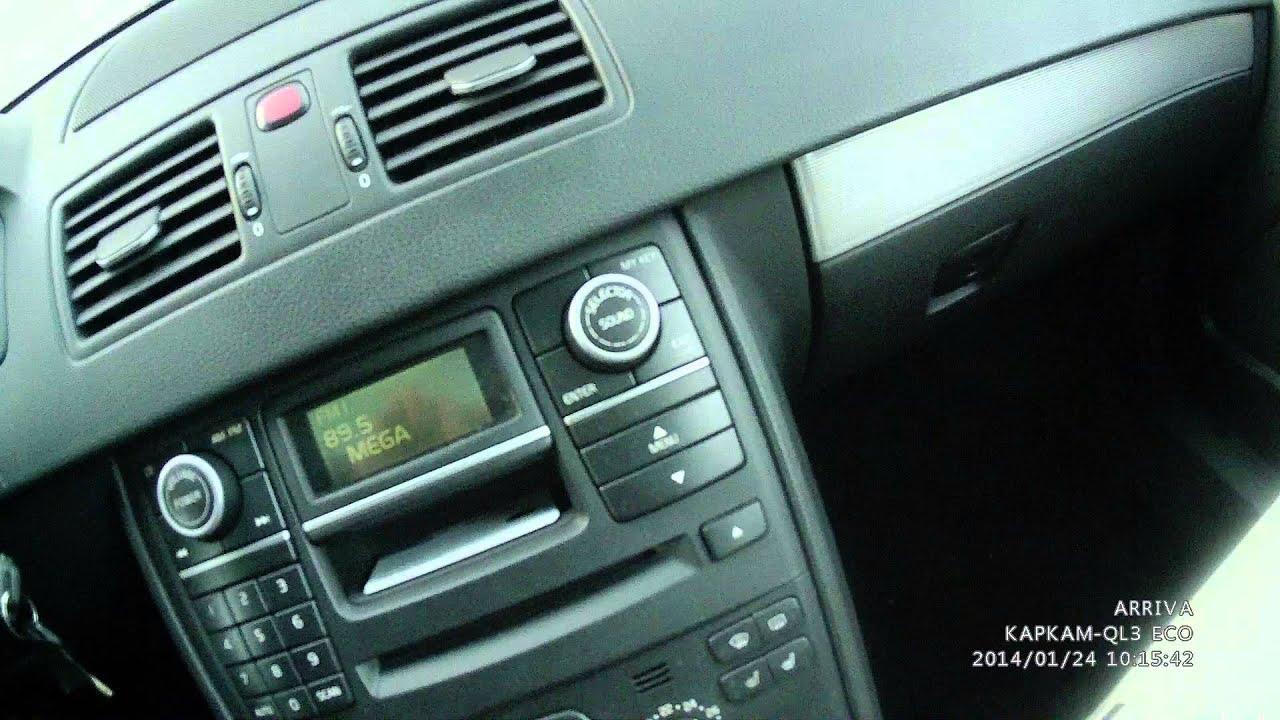 volvo xc70 пищит вентилятор