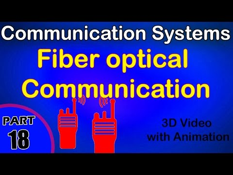 Fiber Optical Communication |Communication System|class 12 physics subject notes|CBSE|IITJEE|NEET