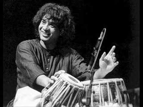 tabala solo by ustad zakir hussain  drut teentaal