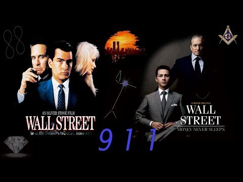 ''WALL STREET'' movies - 9/11 & 'SIRIUS DOG STAR' CODED (Predictive Programming)