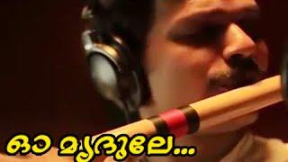 O Mrudulea...   Instrumental Music Flute Malayalam   Malayalam Album Songs 2015 Latest [HD]