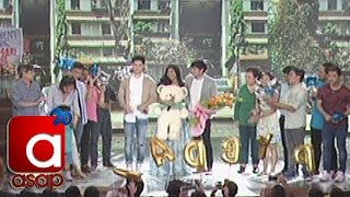 ASAP: Nadine Lustre celebrates birthday with OTWOL Cast