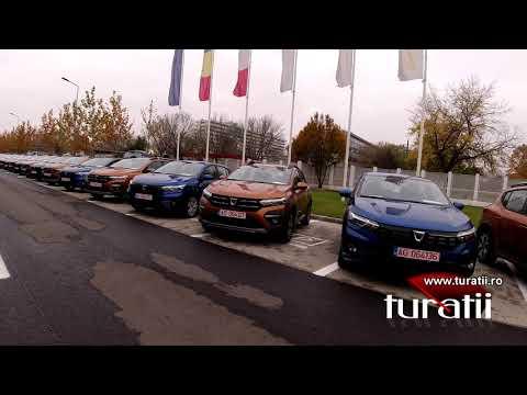 Conferinta de presa lansare Dacia Logan, Sandero, Sandero Stepway, 2020