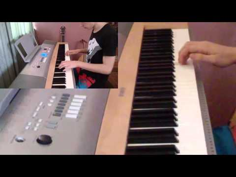 Camilla - Basshunter (Piano Cover)