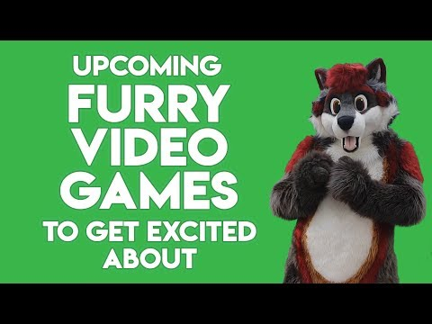 Upcoming FURRY VIDEO GAMES To Be Excited For!