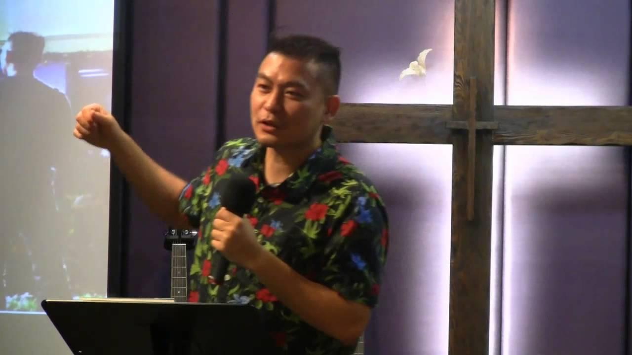 香港愛修園國際領袖學院 -張蒙恩牧師「如何進入迦南美地」 - YouTube