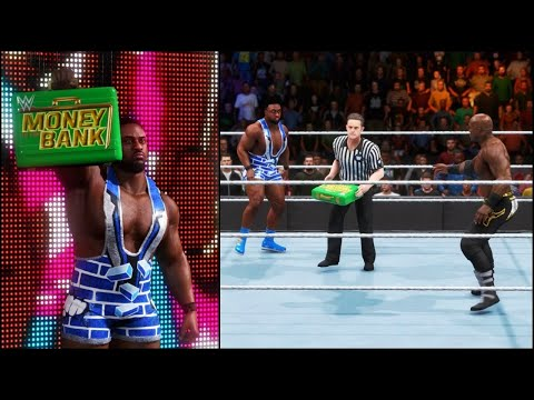 Big E Cash-In MITB On Bobby Lashley To Become NEW WWE Champion - WWE 2K20 MITB CASH-In Gameplay     