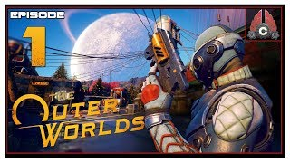 Let's Play The Outer Worlds (Supernova Difficulty) With CohhCarnage - Episode 1