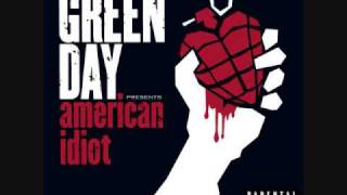Watch Green Day Whatsername video