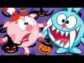 Хэллоуин с любимыми героями Страшно и весело Сборник серий Смешарики 2D mp3