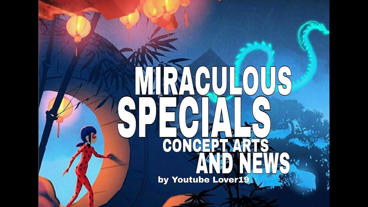 Miraculous Season 2 Specials News!!! - YouTube