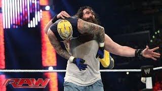 vuclip Rey Mysterio, Cody Rhodes & Goldust vs. The Wyatt Family: Raw, Feb. 10, 2014