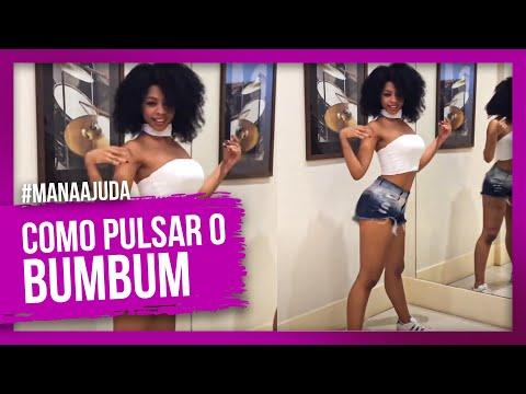"""Como Tremer O Bumbum + Como """"pulsar """"o Bumbum ?  #Manaajuda/ Ramana Borba"""