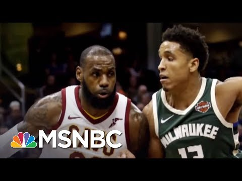 LeBron James On Laura Ingraham: 'I Had No Idea Who She Is' | AM Joy | MSNBC